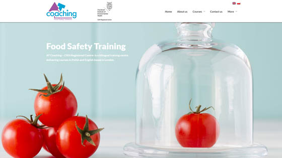 AT Training Food Hygiene Courses in London, UK
