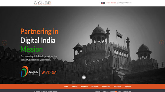 G-Cube Custom e-Learning Content