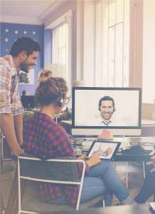 Virtual classrooms with IMC
