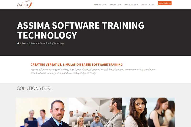 Assima Simulation Software