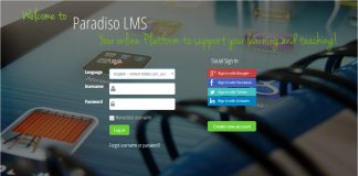 Paradiso LMS review