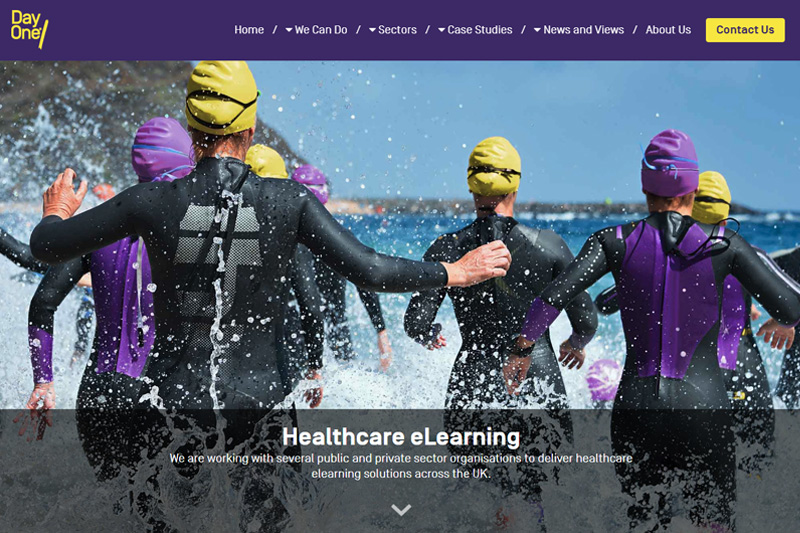 Healthcare eLearning Solutions from Day One