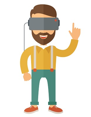 Virtual reality in learning and development