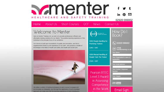 Menter Healthcare Safety Training in Cardiff, South Glamorgan, Wales