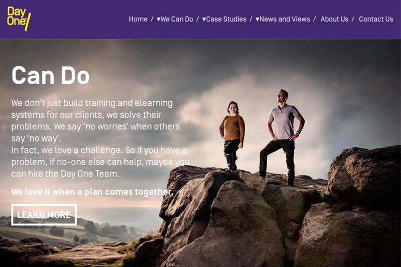 Day One Technologies - UK elearning company
