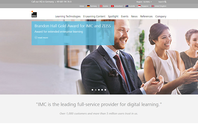 IMC eLearning