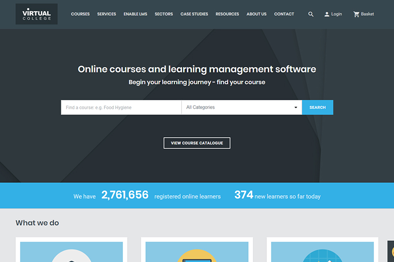 Elearning Companies In The Uk Lms Content Development Courses