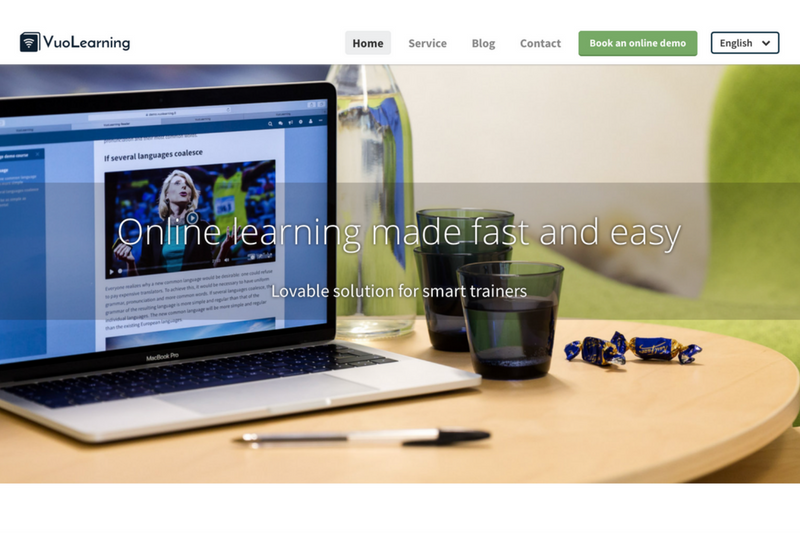 Vuo Review: Blended Learning Platform, Flipped Classroom