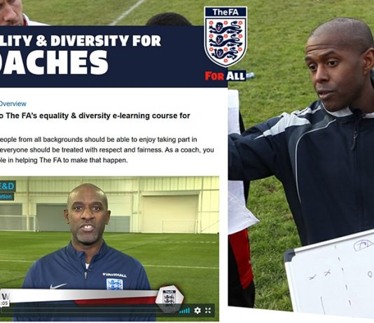 Equality and diversity training for the FA
