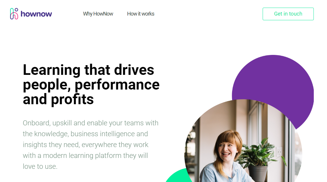HowNow LXP and LMS integrated