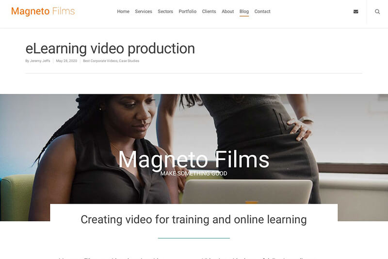 Magneto Films video production