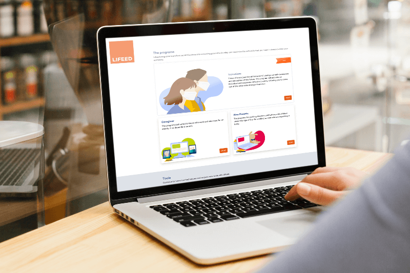 Lifeed Learning Platform