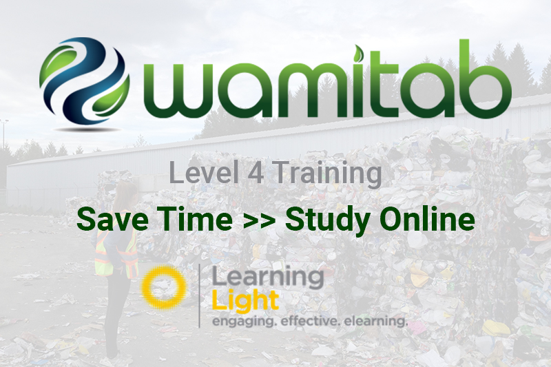 Get a WAMITAB qualification online with Learning Light