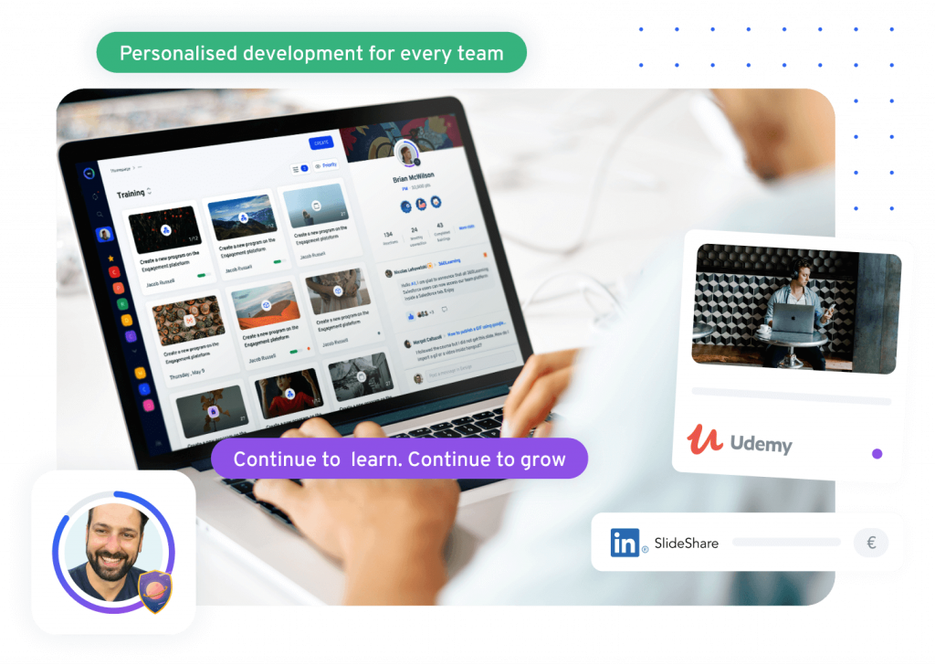 eLearning course integrations