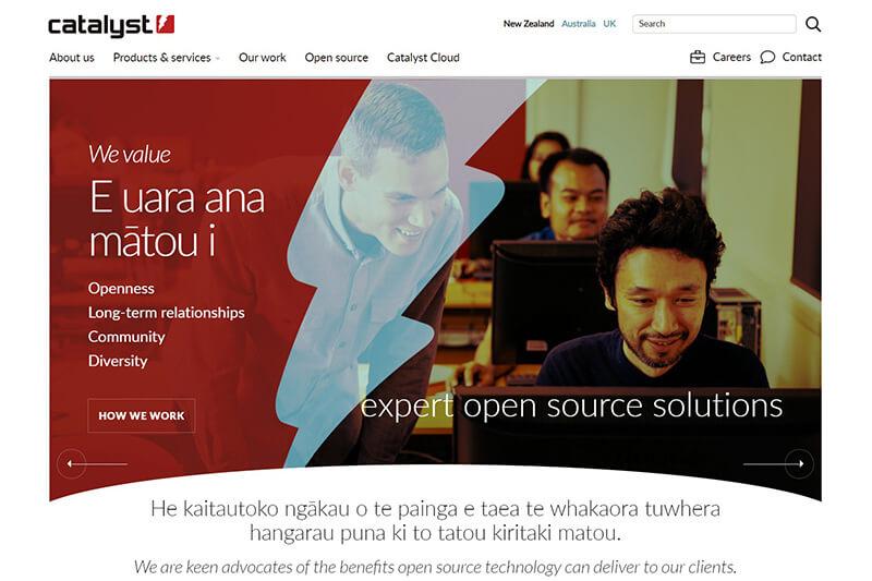 Catalyst open source solutions