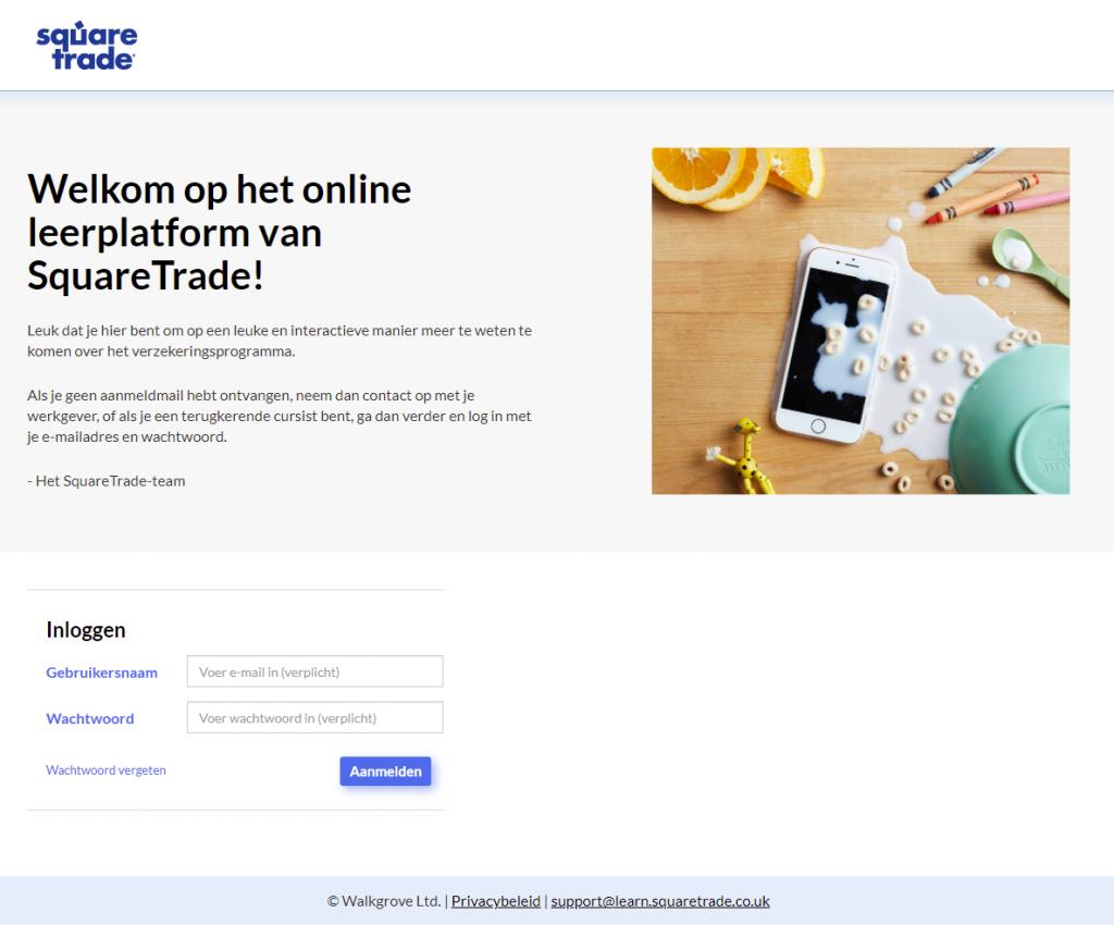 Multilingual LMS capabilities - Dutch example