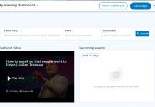 Learn Amp people development platform